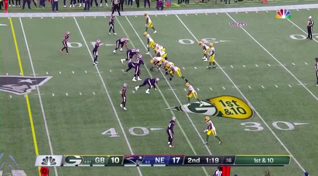 Watch and share Green Bay Packers GIFs and Football GIFs by nero466 on Gfycat