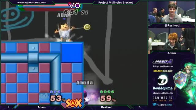 Watch Xanadu 11/4/14 - Adam (Ness) vs. Reslived (Ness) GIF on Gfycat. Discover more pm, project m, vgbc GIFs on Gfycat