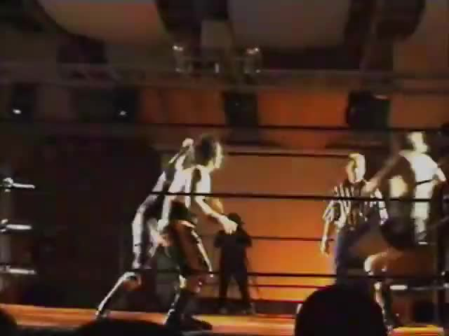 Watch Triple Threat GIF by metaknightxprophets on Gfycat. Discover more Awesome, Chimaera, Diablo, Kid Karnage, Ricardo Rodriguez, Wrestling GIFs on Gfycat
