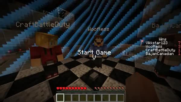 Minecraft BORDER ESCAPE V2 with Vikkstar, BajanCanadian, Woofless & Lachlan (reddit)