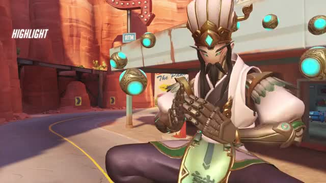 Watch and share Highlight GIFs and Overwatch GIFs by alforfish on Gfycat