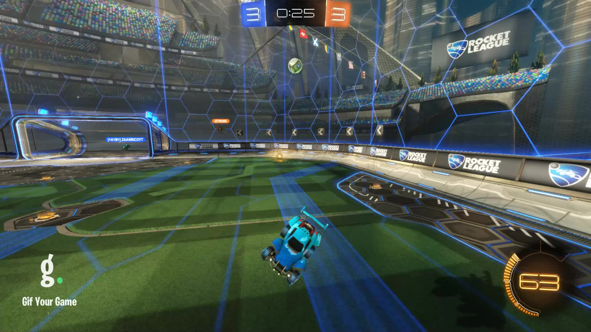 Assist, Gif Your Game, GifYourGame, Rocket League, RocketLeague, Timper [NL], Assist 5: Timper [NL] GIFs