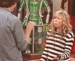 Watch this trending GIF on Gfycat. Discover more Jennette McCurdy, gif, i love this scene, iCarly, igoodbye, jerry trainor, pee on carl GIFs on Gfycat