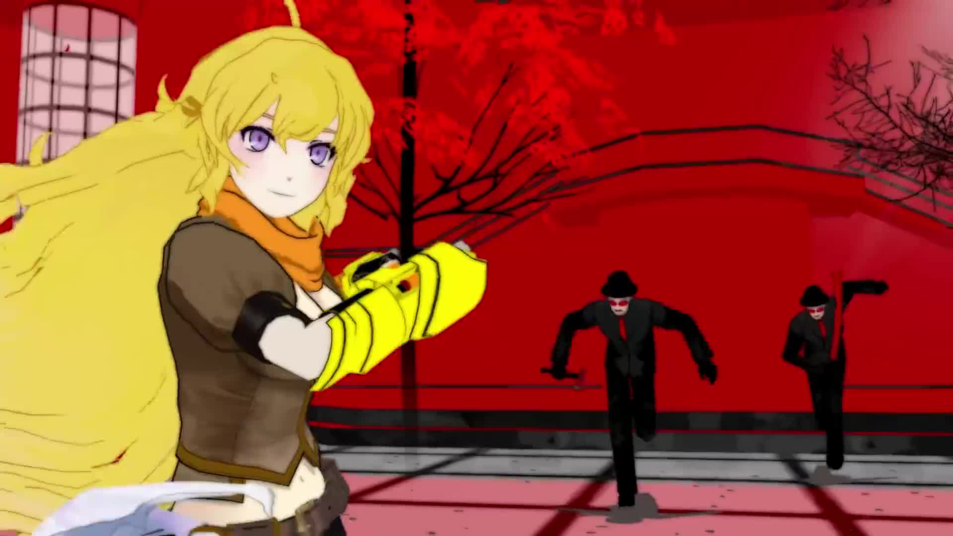 Rwby Yellow Trailer Gifs Search | Search & Share on Homdor