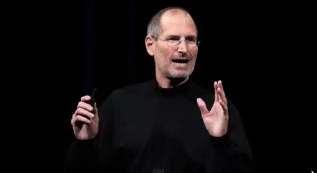 Watch Steve Jobs GIF on Gfycat. Discover more steve jobs GIFs on Gfycat