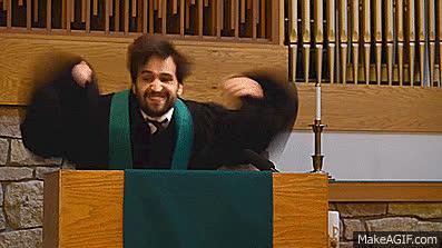 Honest Preacher GIFs