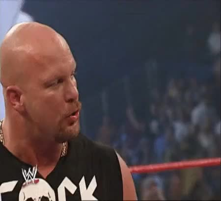Watch and share Never Drop A Beer Stone Cold Throws At You (reddit) GIFs on Gfycat