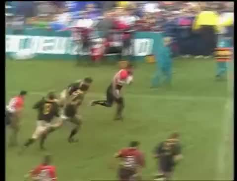 Watch and share Lomu Rugby GIFs on Gfycat