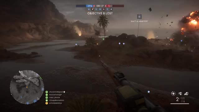 Watch Battlefield™ 1 20171113005354 GIF on Gfycat. Discover more related GIFs on Gfycat