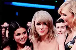 Watch and share Taylor Swift Gifs GIFs and Selena Gomez Gifs GIFs on Gfycat