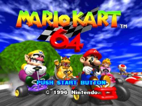 Watch and share Mario Kart GIFs on Gfycat