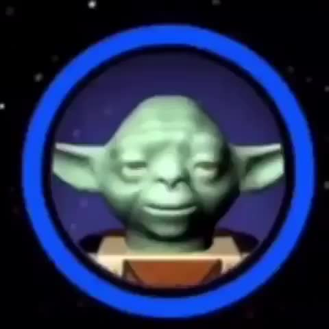 Watch and share Lego Yoda Death Sound GIFs by patrickstar on Gfycat