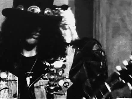 Watch and share Guns N Roses GIFs and Rock N Roll GIFs on Gfycat