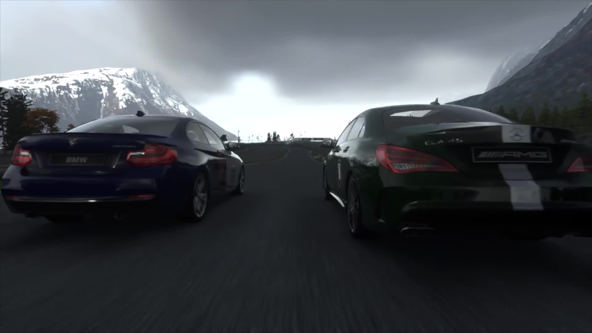 driveclub, evolution studios, ps4, DRIVECLUB — Photorealistic Fan-Made Video GIFs