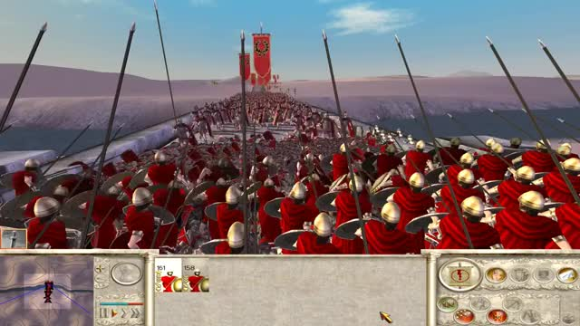 Watch and share 300 SPARTANS Vs 3000 ROMANS - Total War: ROME GIFs on Gfycat