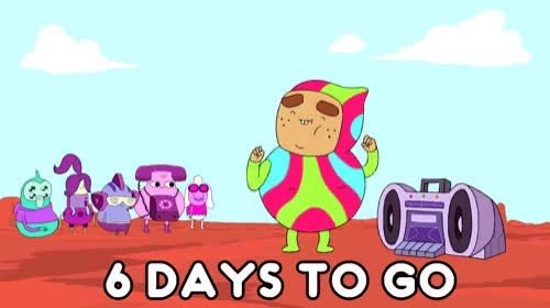 Watch OH MY GLOB! It's only 6 days to go until the next Bravest Warriors episode airs on Cartoon Hangover! The countdown has... GIF by Cartoon Hangover (@cartoonhangover) on Gfycat. Discover more Adventure Time, Beth Tezuka, Bravest Warriors, Cartoon Hangover, Frederatorblog, animation, baby danny, cartoonhangover, danny vasquez, pen ward, pendlenton ward, wallow GIFs on Gfycat