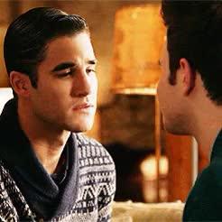 Watch and share Blaine Anderson GIFs and Kurt Hummel GIFs on Gfycat