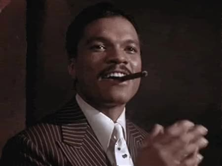 Watch and share Billy Dee Williams GIFs and Mst GIFs on Gfycat