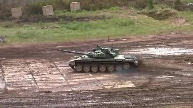 Watch and share T-72M4 CZ Drift GIFs on Gfycat