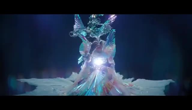 Björk: The Gate GIFs