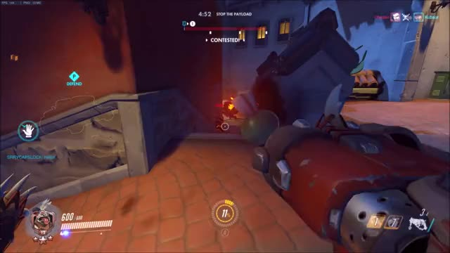 Watch Double Wall Hook GIF by FrostedFlake (@freekflakes) on Gfycat. Discover more Hooknotfixed, Roadhog, gethooked, overwatch GIFs on Gfycat