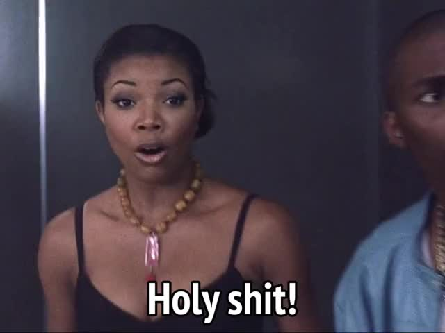 Watch and share Gabrielle Union GIFs and Reaction GIFs by MikeyMo on Gfycat