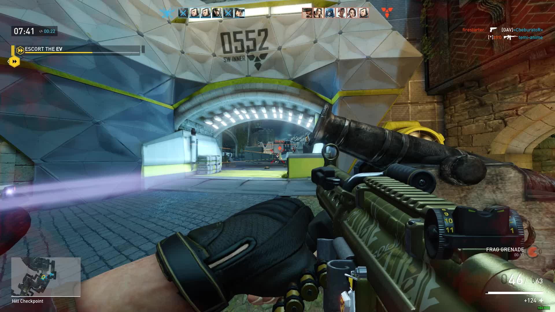 dirtybomb, dirtybomb shadowplay highlight nade2 GIFs