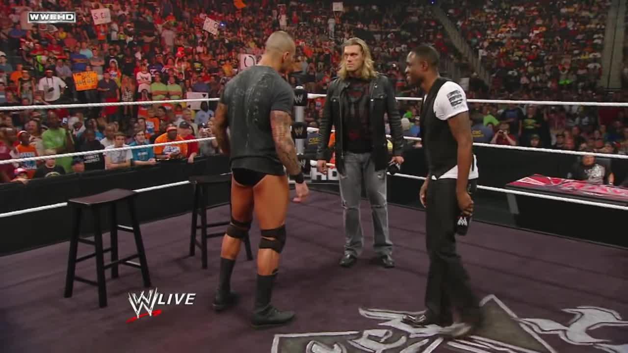 Wayne Brady sold the RKO like death