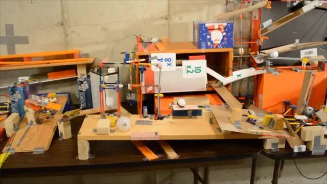 Watch Rube Goldberg Machine 32 GIF on Gfycat. Discover more related GIFs on Gfycat