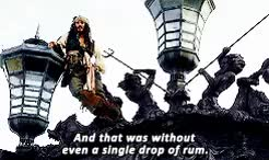 Watch and share Jack Sparrow GIFs and Disneyedit GIFs on Gfycat