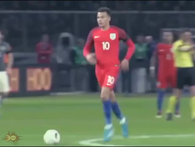 Watch and share Dele Alli Skill GIFs by Эстетика Футбола on Gfycat