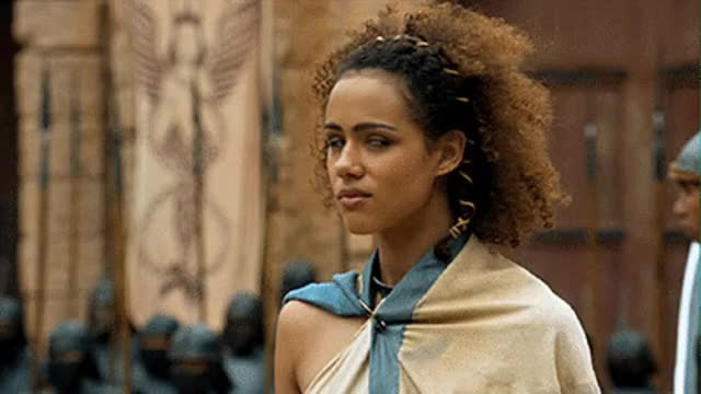 Watch and share Nathalie Emmanuel GIFs on Gfycat