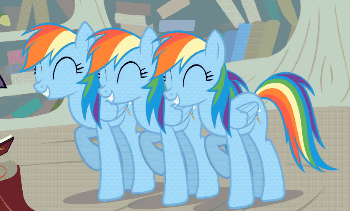 amazing, awesome, celebrate, colors, dance, dancing, dash, epic, excited, good, great, happy, little, my, party, ponny, rainbow, sing, yay, yeah, Excited Rainbow Dash GIFs