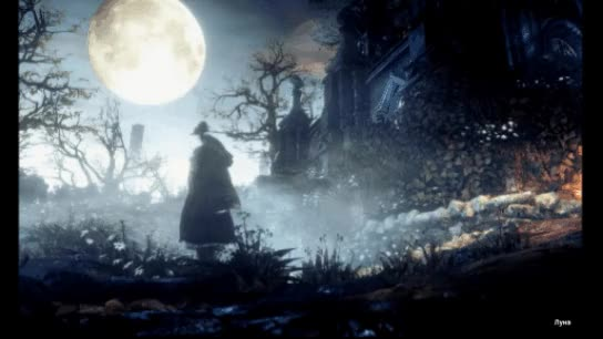 Watch and share Bloodborne GIFs by Елена on Gfycat