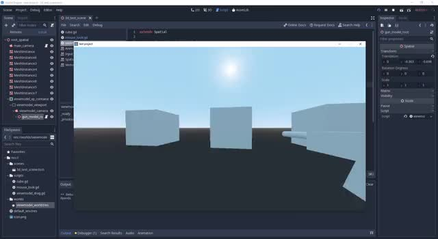 Watch and share Godotengine GIFs and Godot GIFs by ringating on Gfycat