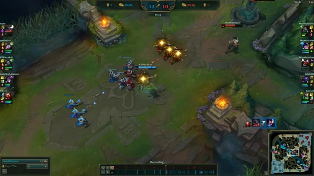 Watch Akali v. Akali 4 GIF by Mongo (@krunkswaggins) on Gfycat. Discover more related GIFs on Gfycat