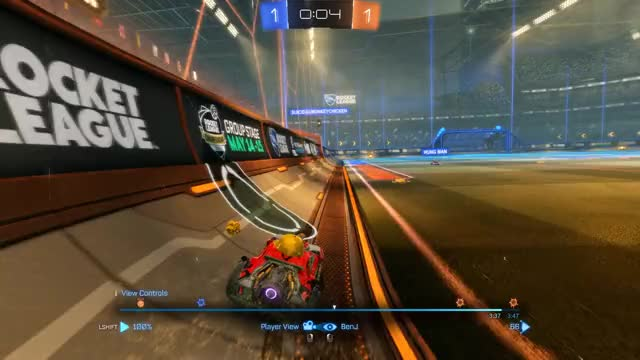 Watch and share Rocket League GIFs and Gamingpc GIFs by skillet on Gfycat