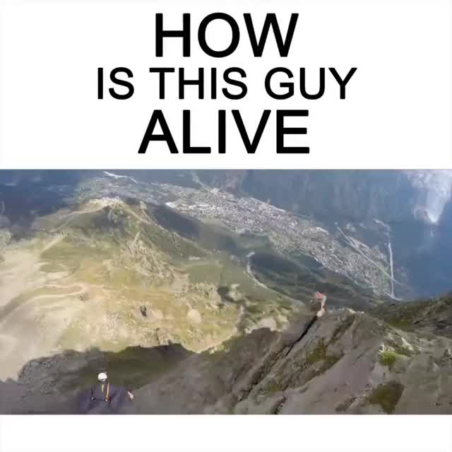 Watch and share Basejump GIFs and Scary GIFs on Gfycat
