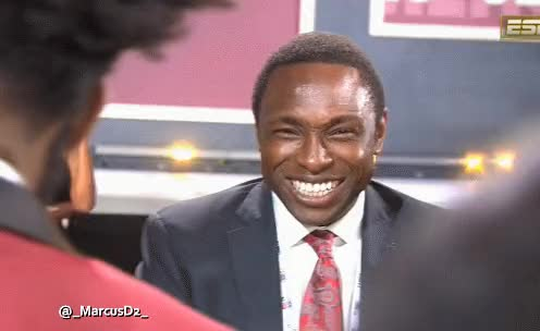 Watch and share Avery Johnson Reaction At 2018 NBA Draft GIFs by MarcusD on Gfycat
