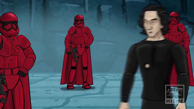 Watch and share Kylo Ren GIFs by ANTHP on Gfycat