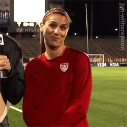 Watch and share Alex Morgan GIFs and What A Babe GIFs on Gfycat