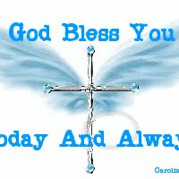 Watch and share God Bless You Today And Always! GIFs on Gfycat
