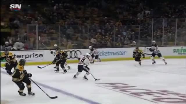 Watch McDavid-goal-boston GIF by Alex Hayes (@purplehayes97) on Gfycat. Discover more hockey GIFs on Gfycat
