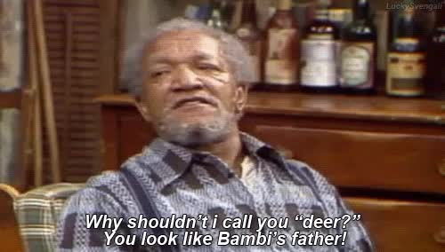 Watch and share Fred Sanford GIFs on Gfycat