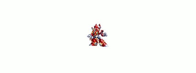 Watch and share Custom Sprite Megaman X Zero Photo: Zero X6 ZeroX6.gif GIFs on Gfycat