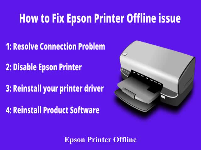 Watch and share How To Fix Epson Printer Offline Issue? GIFs by Mcafee Activate on Gfycat
