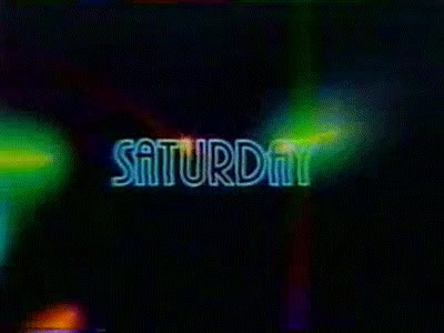 Watch this saturday GIF by The GIF Smith (@sannahparker) on Gfycat. Discover more 80s, day off, days of the week, saturday, weekend GIFs on Gfycat