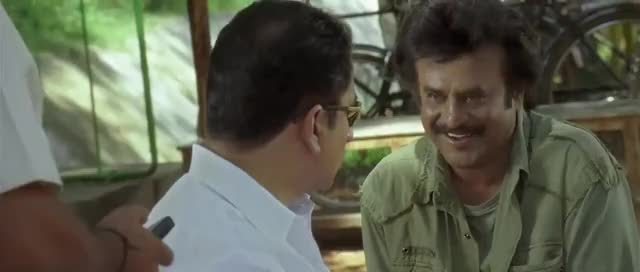 Watch and share Sivaji - Peraketavae Summa Adhirudhula Dialogue GIFs on Gfycat