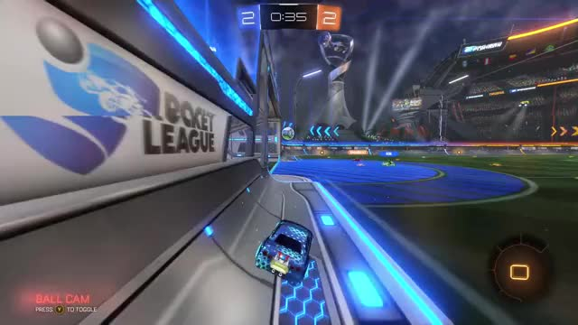 Watch and share Rocketleague GIFs by Gamer DVR on Gfycat