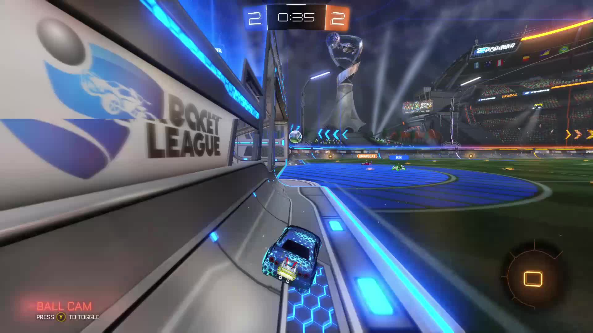 RocketLeague, Ziic Is Siik, rocketleague, xbox, xbox dvr, xbox one, ziic is siik, Sick Flick dude! GIFs